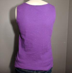 Kate Hill Tops - Kate Hill 100% Cotton Tank Top Size 1x